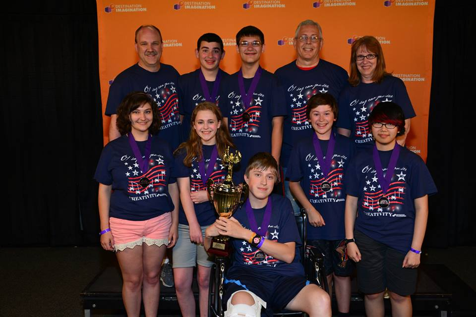 Congrats to all Maryland Globals teams for a job well done. 20 top 20 placements…